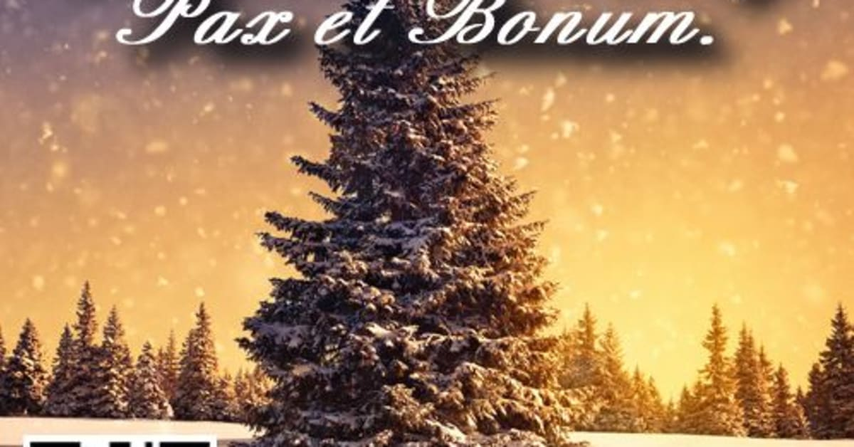 Frohe Weihnachten Albanisch.Frohe Weihnachten 2016 Wünscht Der Verlag Pax Et Bonum Pax Et