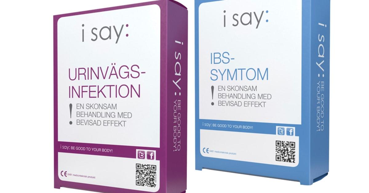 urinvägsinfektion receptfritt