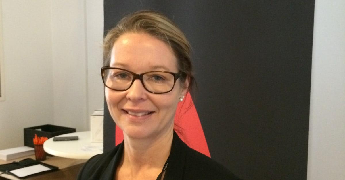 Cecilia Olsson, HR-chef Sigma Connectivitiy - Ideon Science Park