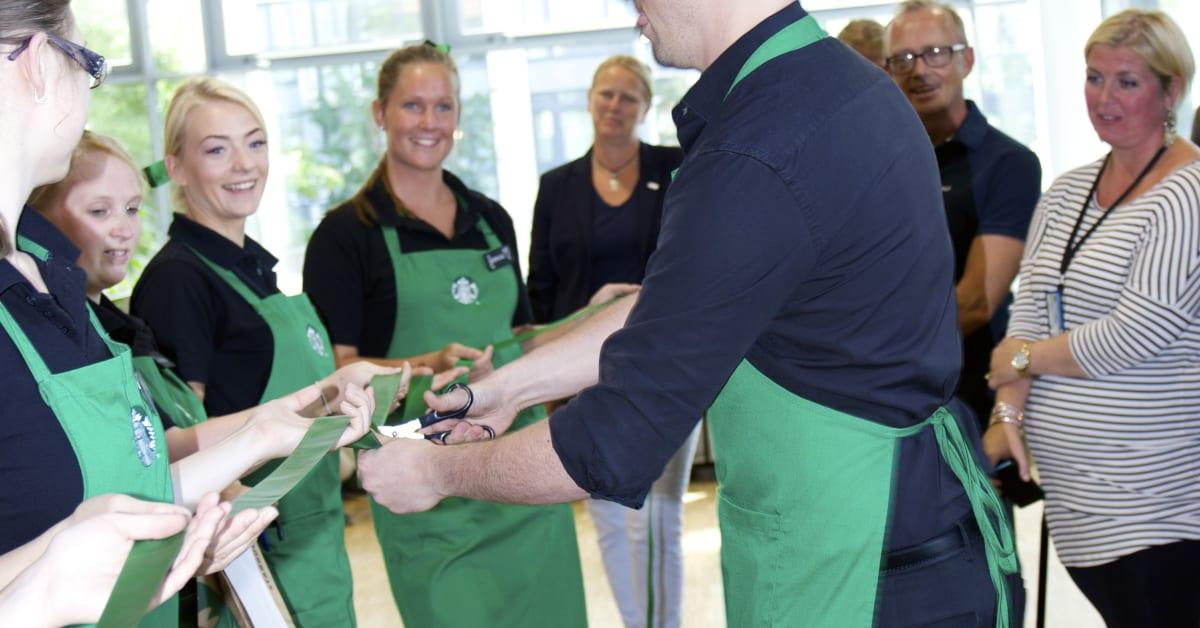 Starbucks Bi Åpningstider