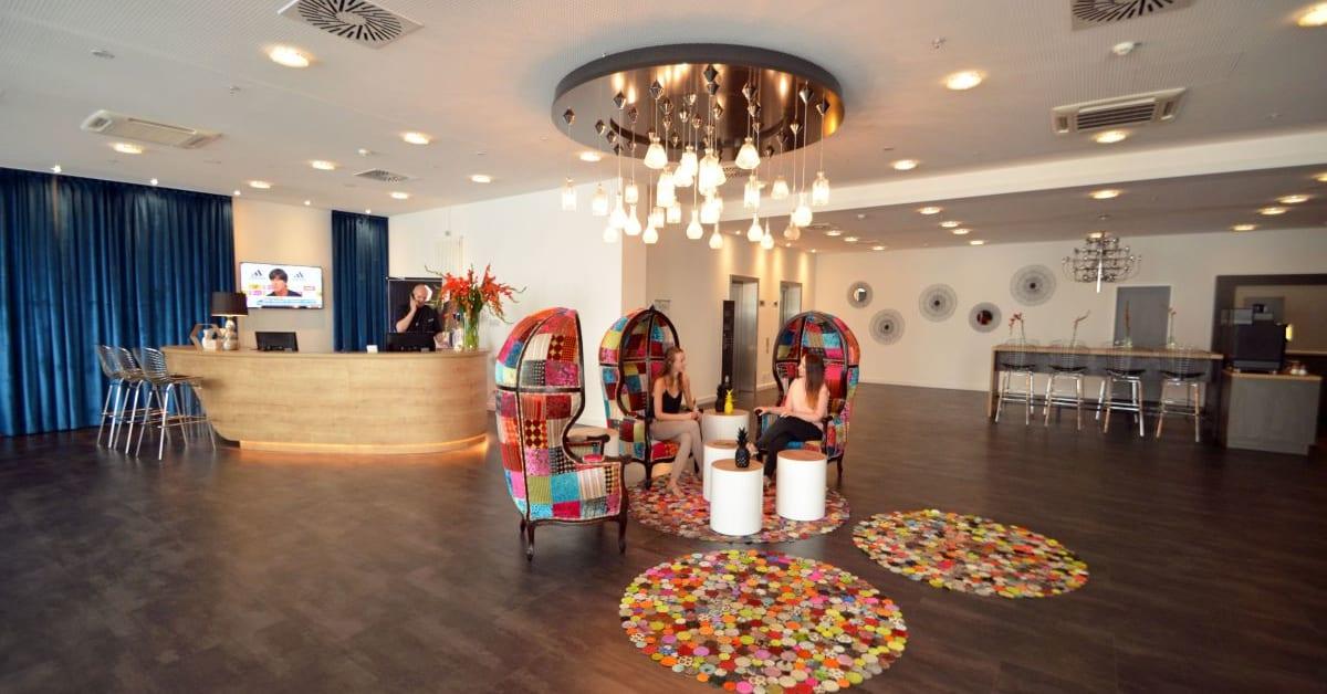 tradition trifft design arthotel ana symphonie ffnet ab 1 leipzig tourismus und. Black Bedroom Furniture Sets. Home Design Ideas