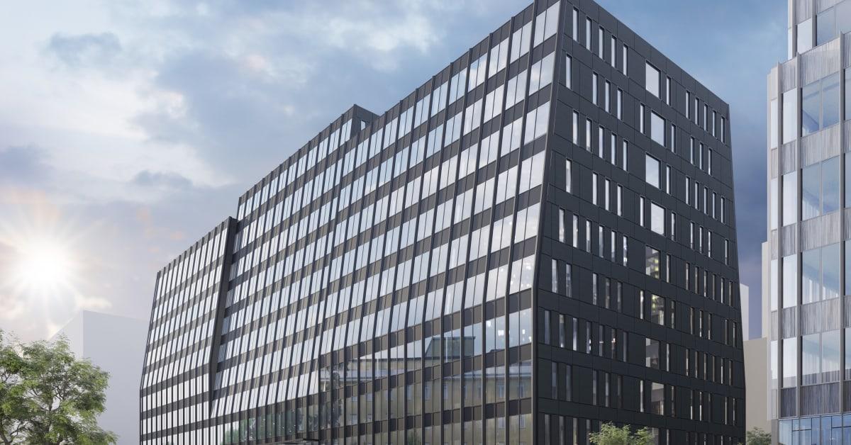 KLP Eiendom investerar 2,6 miljarder i Stockholm
