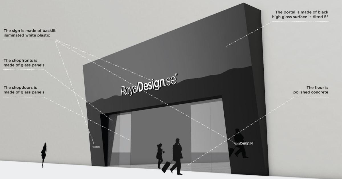 RoyalDesign.se öppnar designbutik i Mall of Scandinavia 2fb049c4e948f