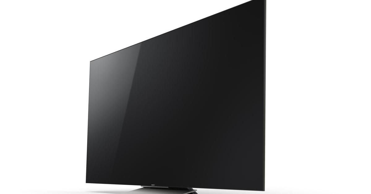 orders open for new sony 4k hdr bravia tvs sony uk. Black Bedroom Furniture Sets. Home Design Ideas