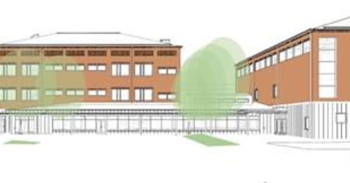 Arcona bygger till Skanskvarnsskolan i Årsta