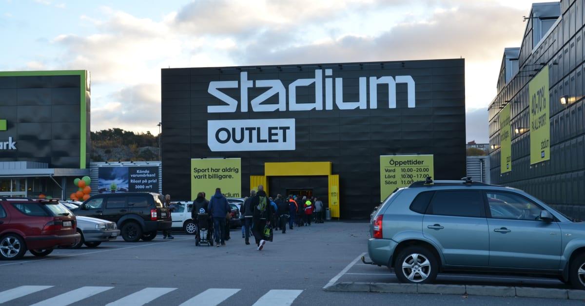 Stadium outlet malmö