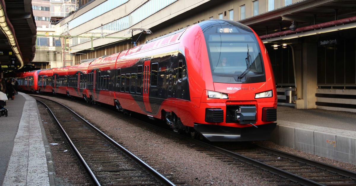 tågbiljetter till stockholm