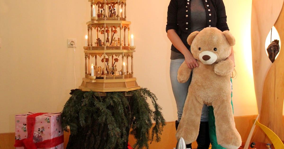 weihnachtsgeschenke und spenden f r b renherz kleiner. Black Bedroom Furniture Sets. Home Design Ideas