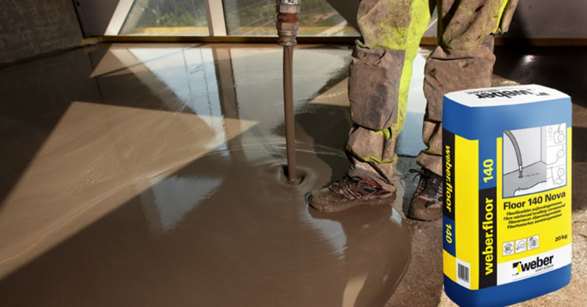 Weber betong torktid