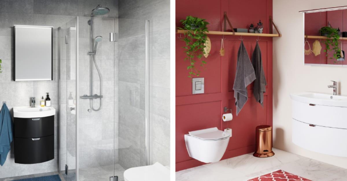 Macro Design satsar stort på möbler för små badrum Macro Design