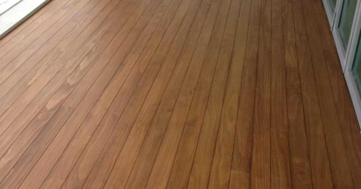Which type of decking materials is suitable for your home for Types of flooring materials