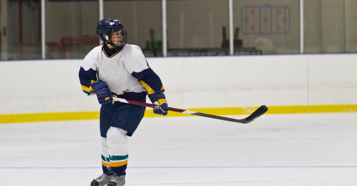 ishockey damer