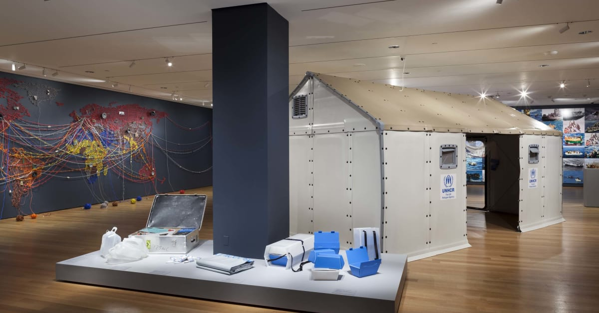 Moma includes better shelter in its permanent collection for Moma design collection
