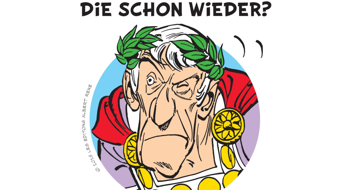 Neue Asterix