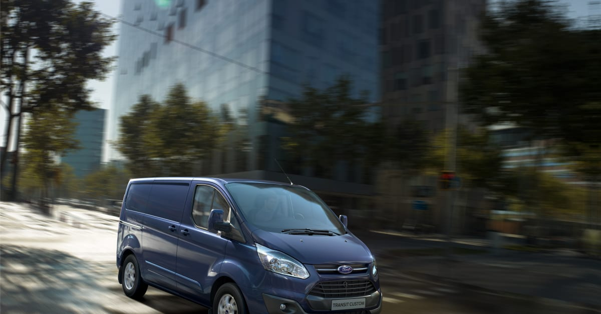 Ford Transit Custom International Van Of The Year 2013