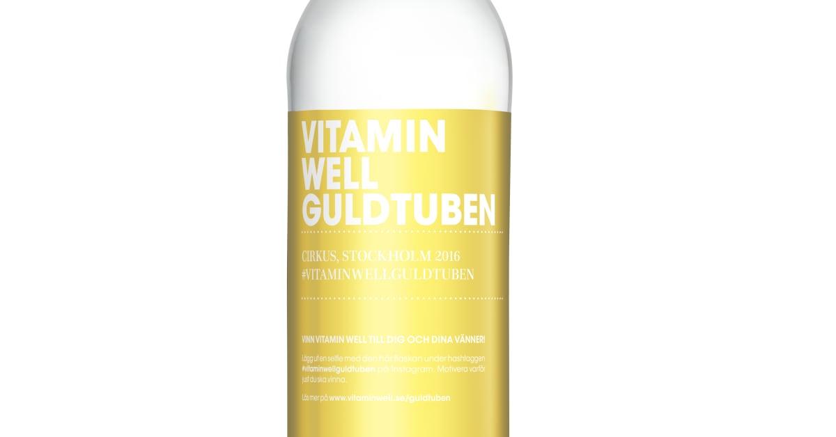 vitamin well sponsring