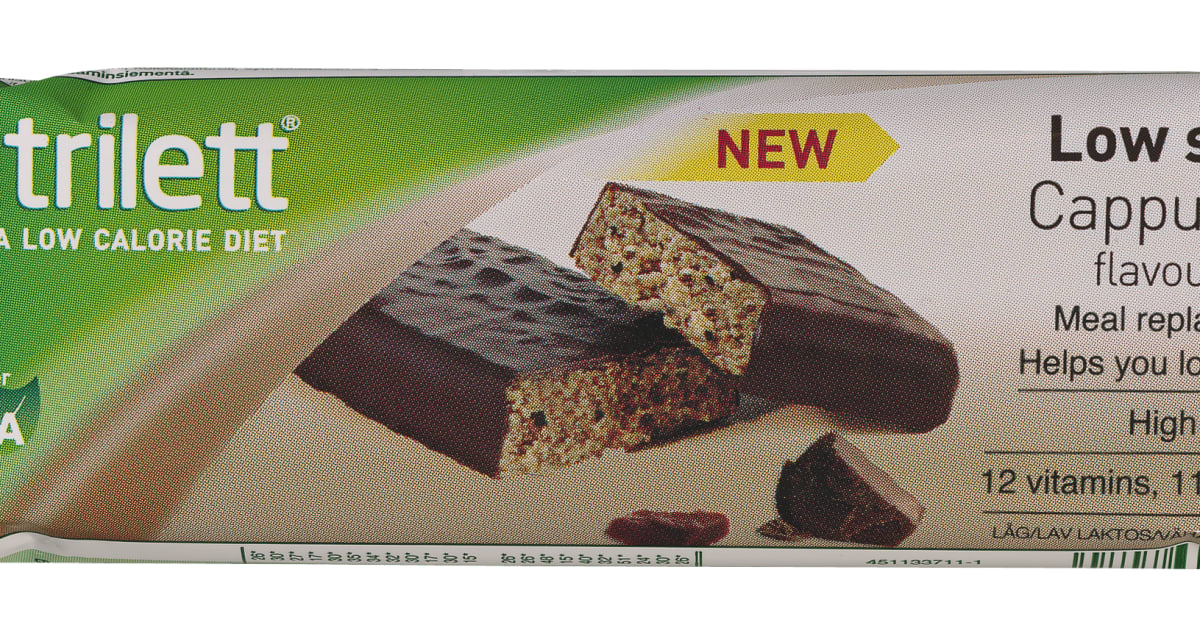 nutrilett low sugar bar