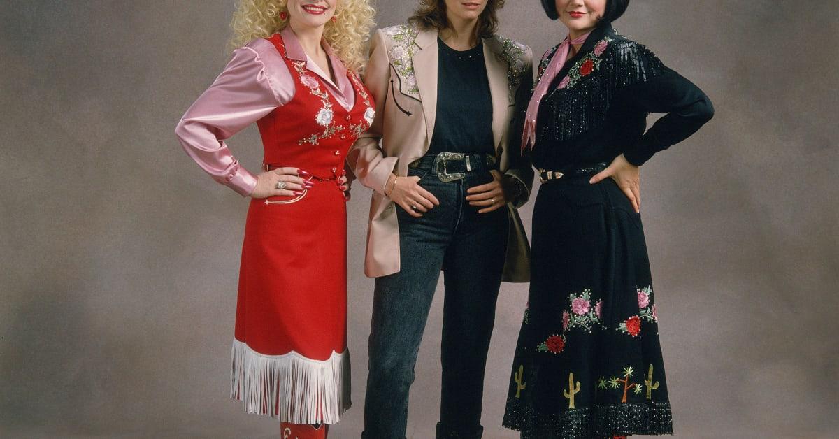 The Complete Trio Collection Deluxe Dolly Parton Linda Ronstadt Emmylou Harris: Dolly Parton, Linda Ronstadt Og Emmylou Harris I Trio
