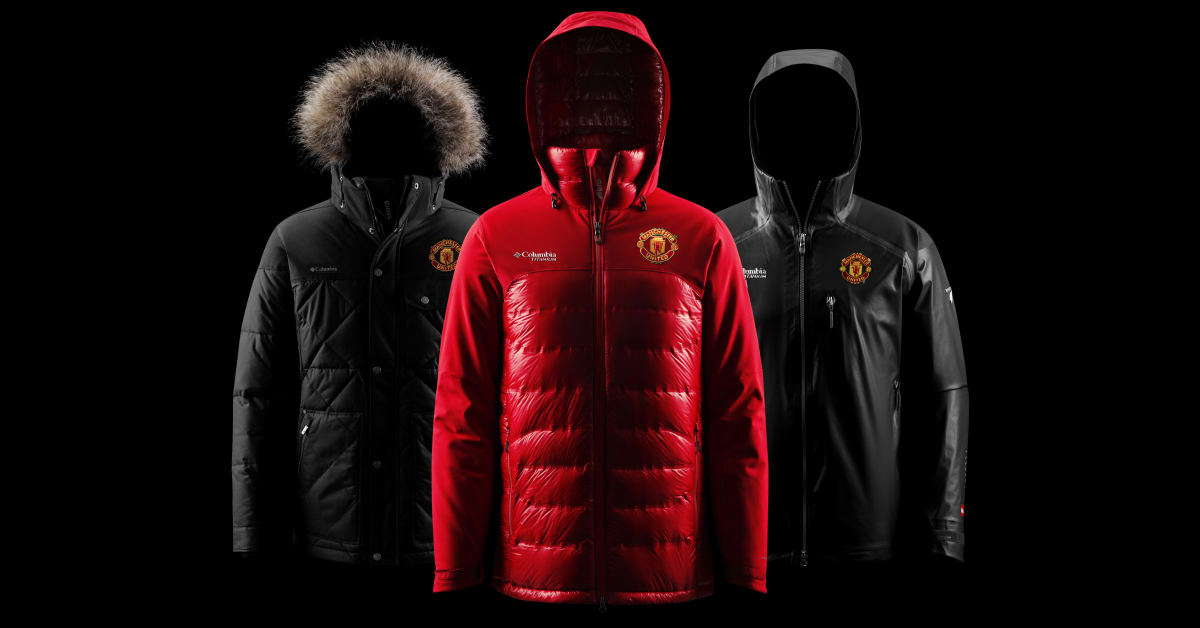 d45727ae MANCHESTER UNITED AND COLUMBIA SPORTSWEAR ANNOUNCE GLOBAL PARTNERSHIP - Columbia  Sportswear Norway