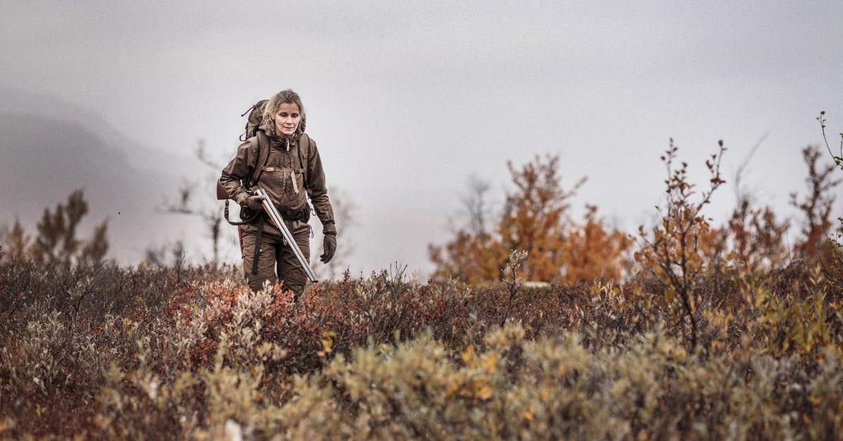 Fjällräven lanserar jaktkläder med hållbarhetsfokus - Fjällräven 46daa27910dd9