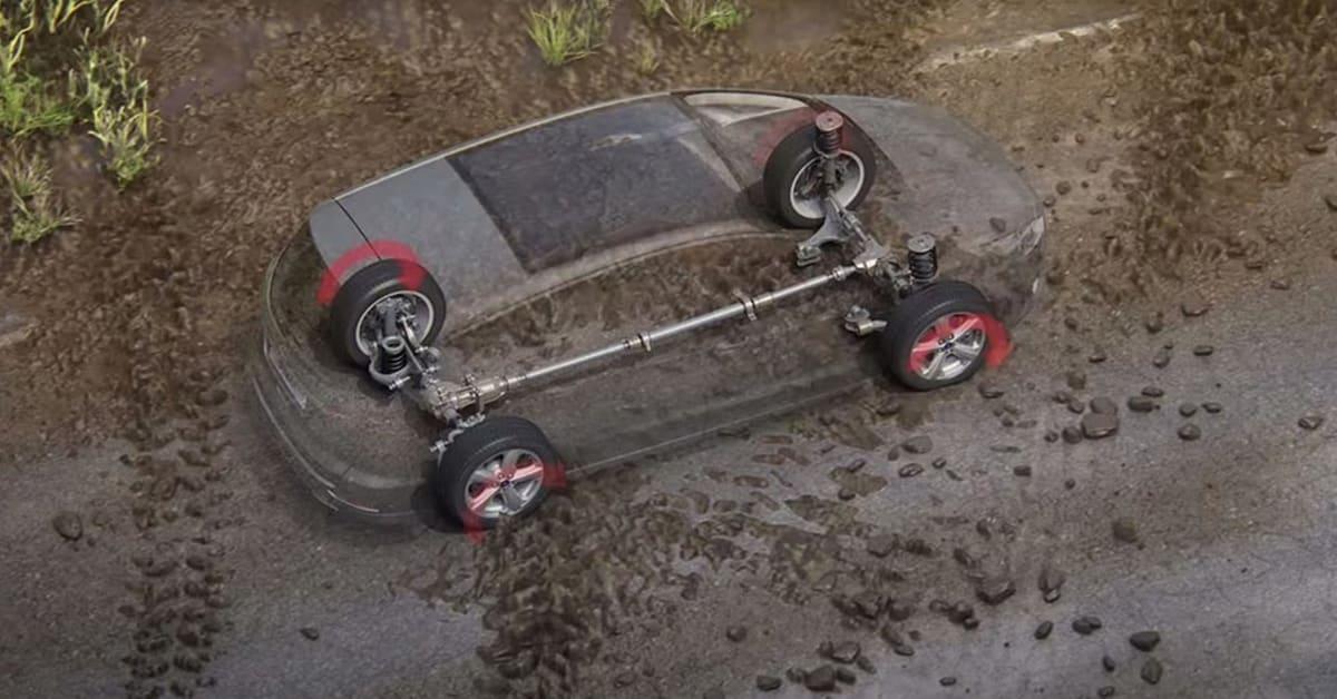 Rekordm nga vill ha fyrhjulsdrift men viktigt att v lja Ford motor company press release