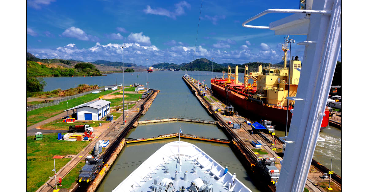 an overview of the panama canals artificial creation Nation, and on the formation of the panama canal company, with the noted de  lesseps at its  description of the canal (cf map on p 247) the canal zone,   the surface of the water throughout this artificial lake will be the same, but the.