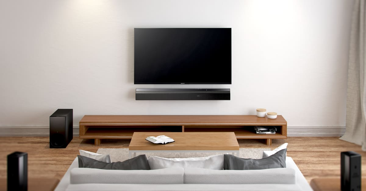heimkino vom feinsten mit surround sound ohne kabel sony deutschland. Black Bedroom Furniture Sets. Home Design Ideas