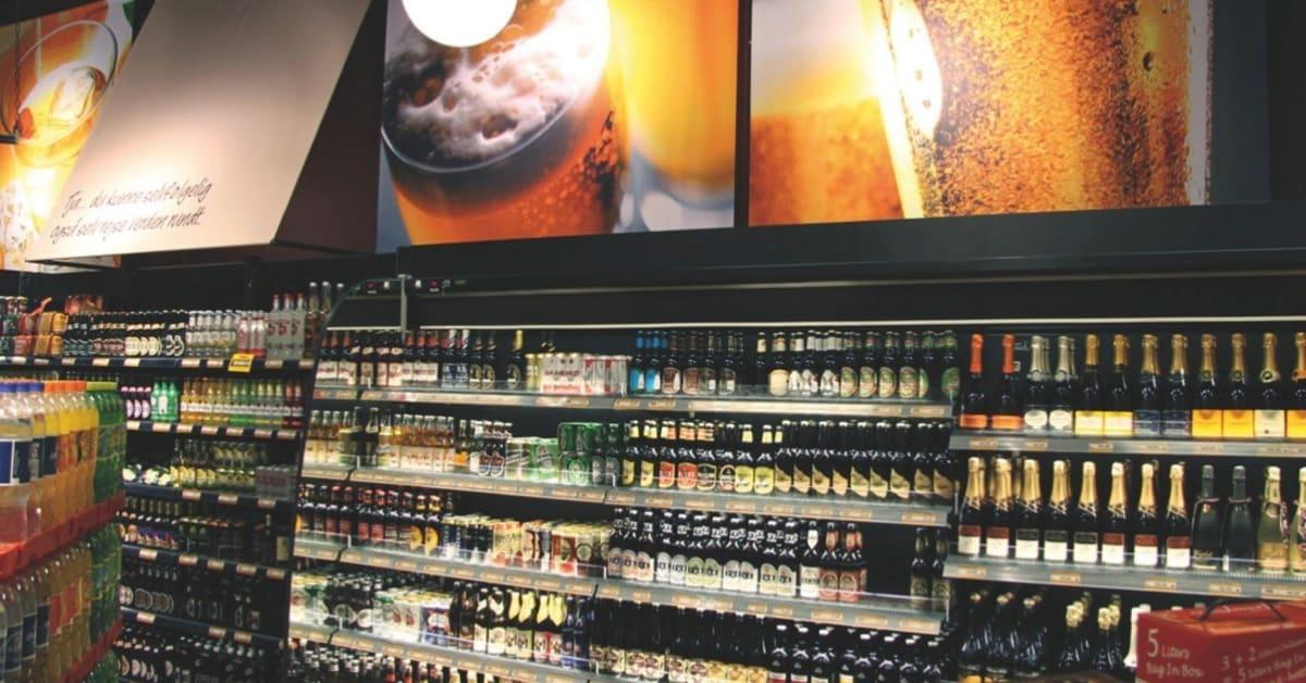 Köpa öl i danmark