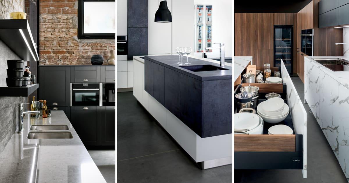 Utrolig Personlig kjøkken-couture - Schmidt Nordic ApS FK-15