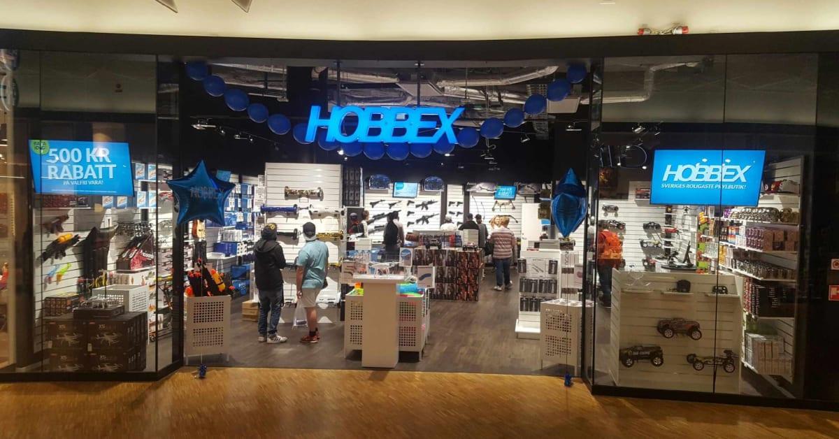 HOBBEX UPPSALA