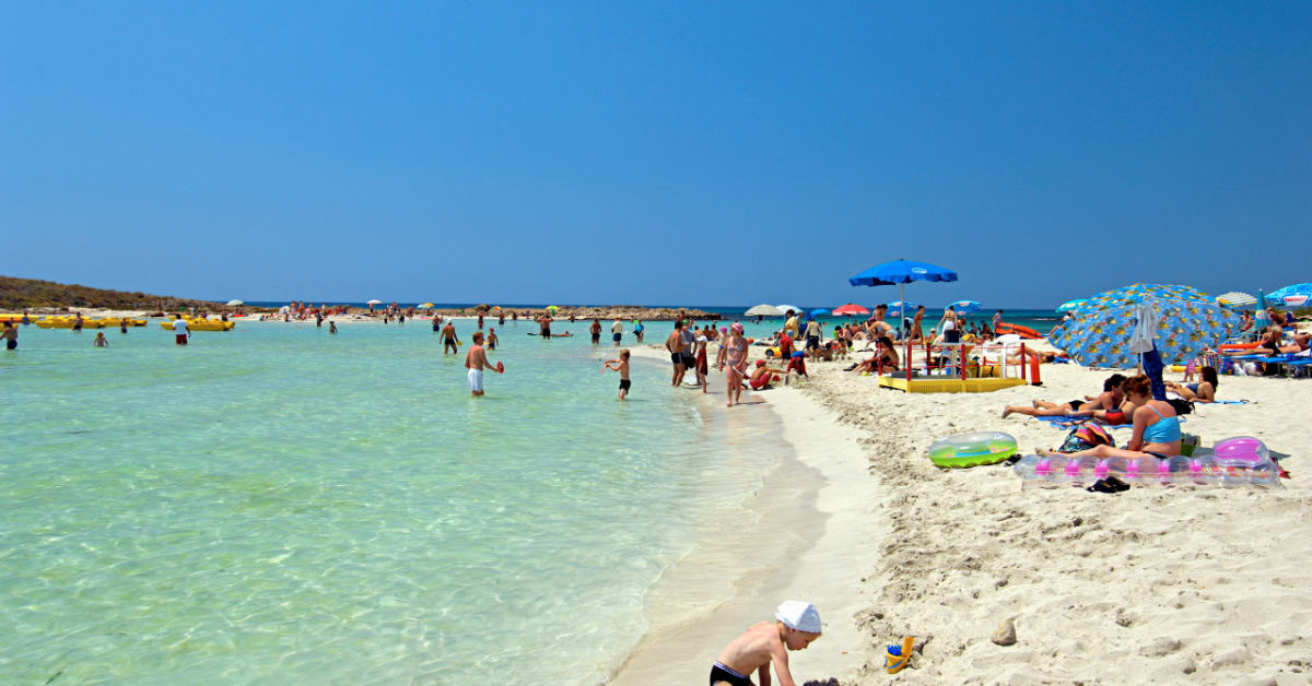 Ving Sätter In Två Nya Höstlovsavgångar Till Solsäkra Cypern Ving