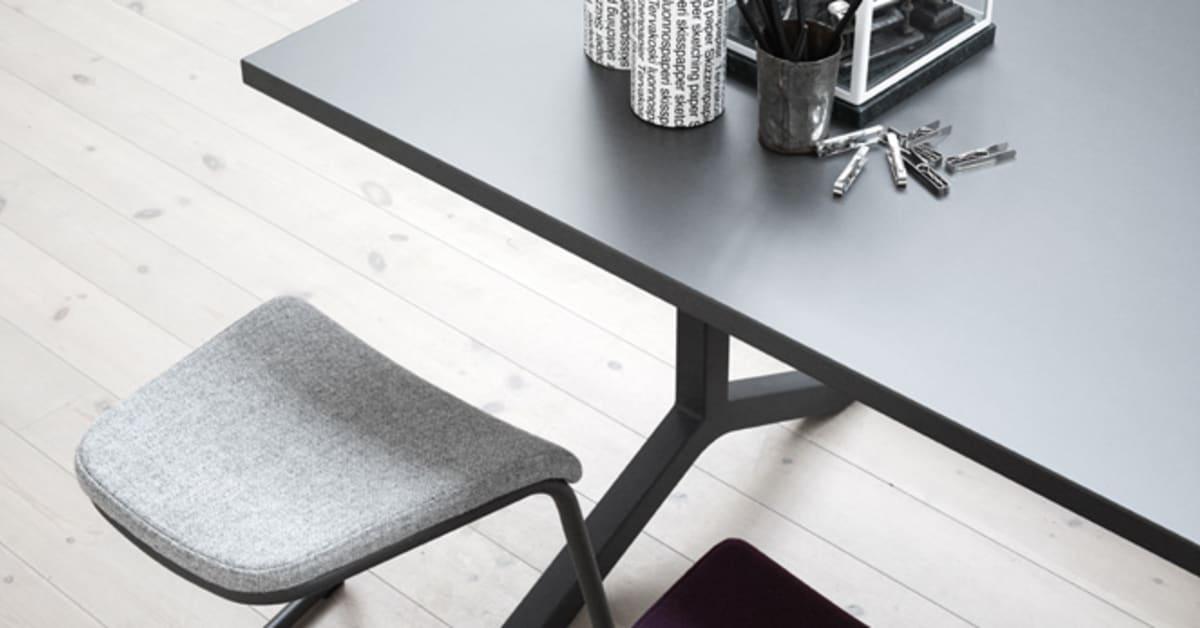 Lammhults lanserar ny design för moderna mötesplatser Lammhults Möbel AB