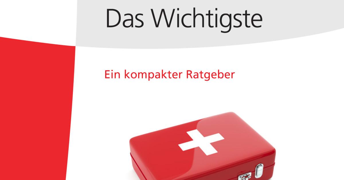 """Neue Broschüre der Deutschen Alzheimer Gesellschaft: """"Demenz. Das ..."""