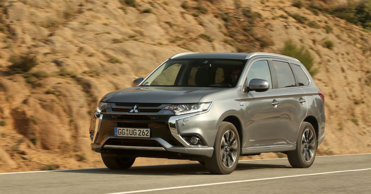 Mitsubishi Outlander Plug In Hybrid Mitsubishi Motors