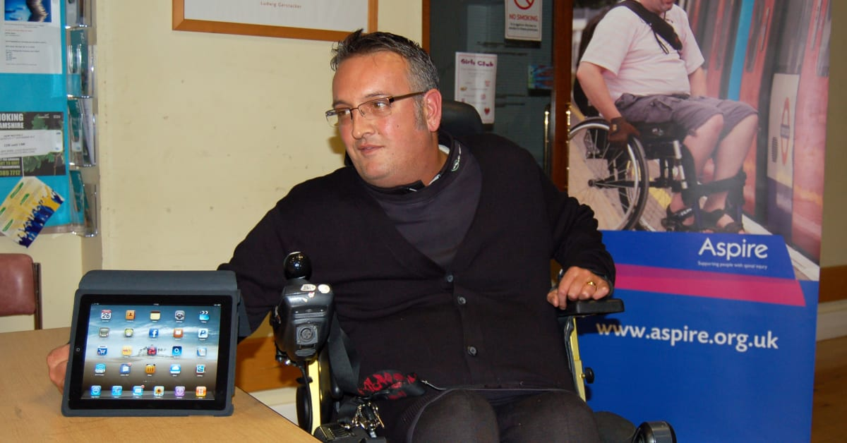 ipads and iphones to feature in demonstration of assistive
