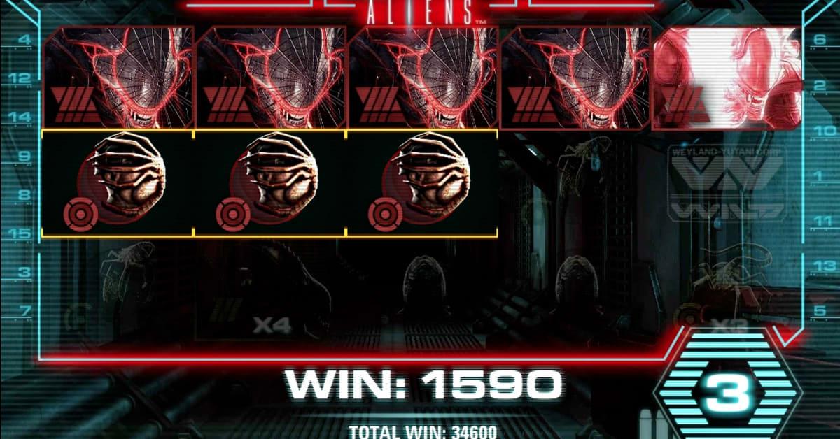 casino alien slots