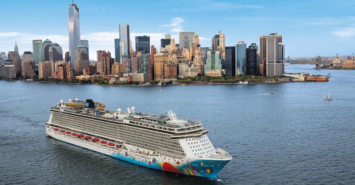 Norwegian Cruise Line Reveals North America Bahamas And