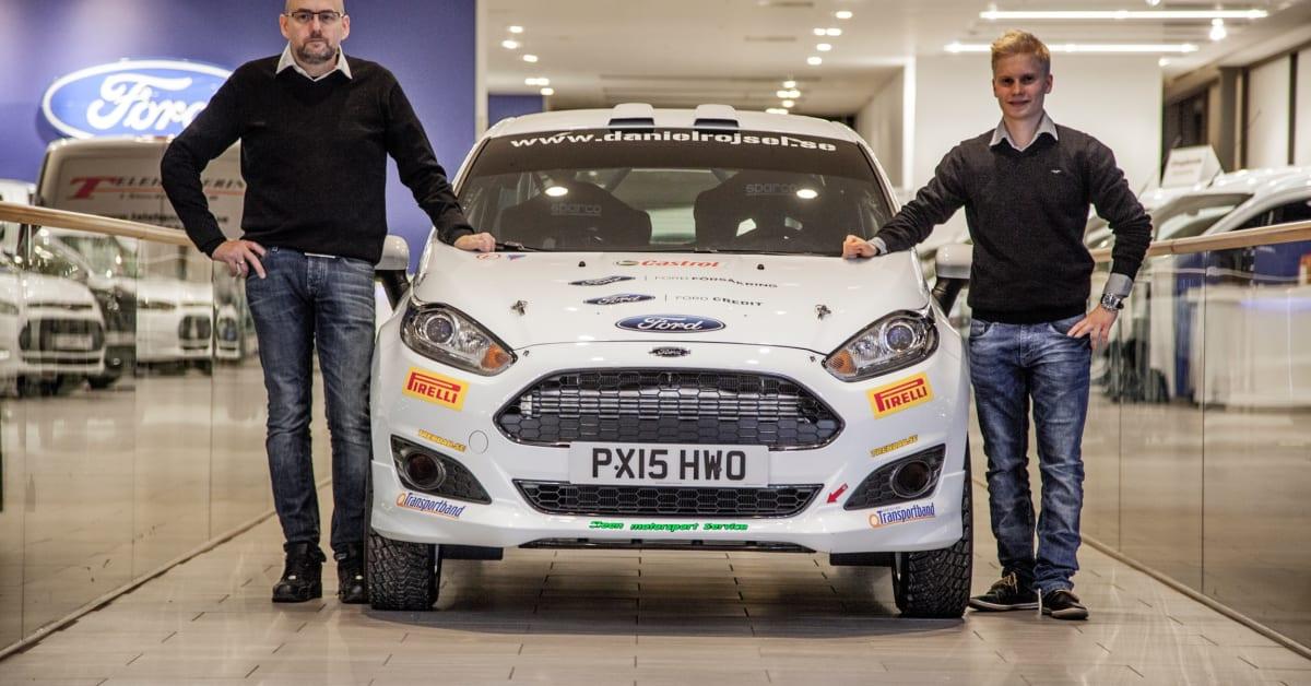 Ford avsl jar ny rallysatsning med ecoboost motor ford Ford motor company press release