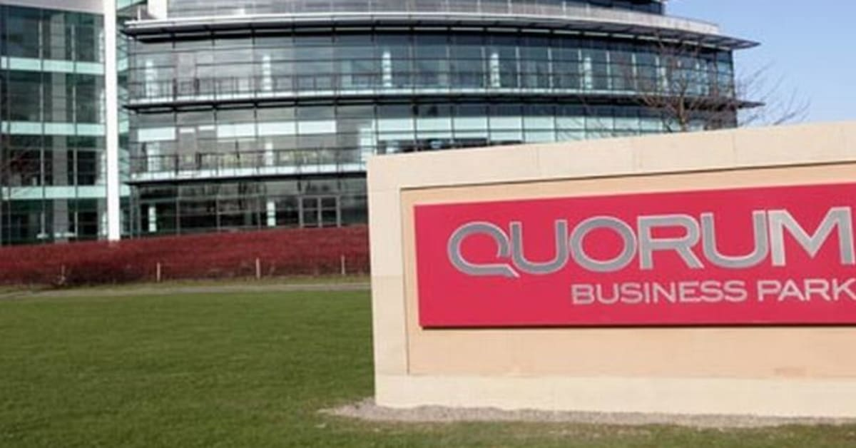Go North East Come To Quorum Business Park Go North East