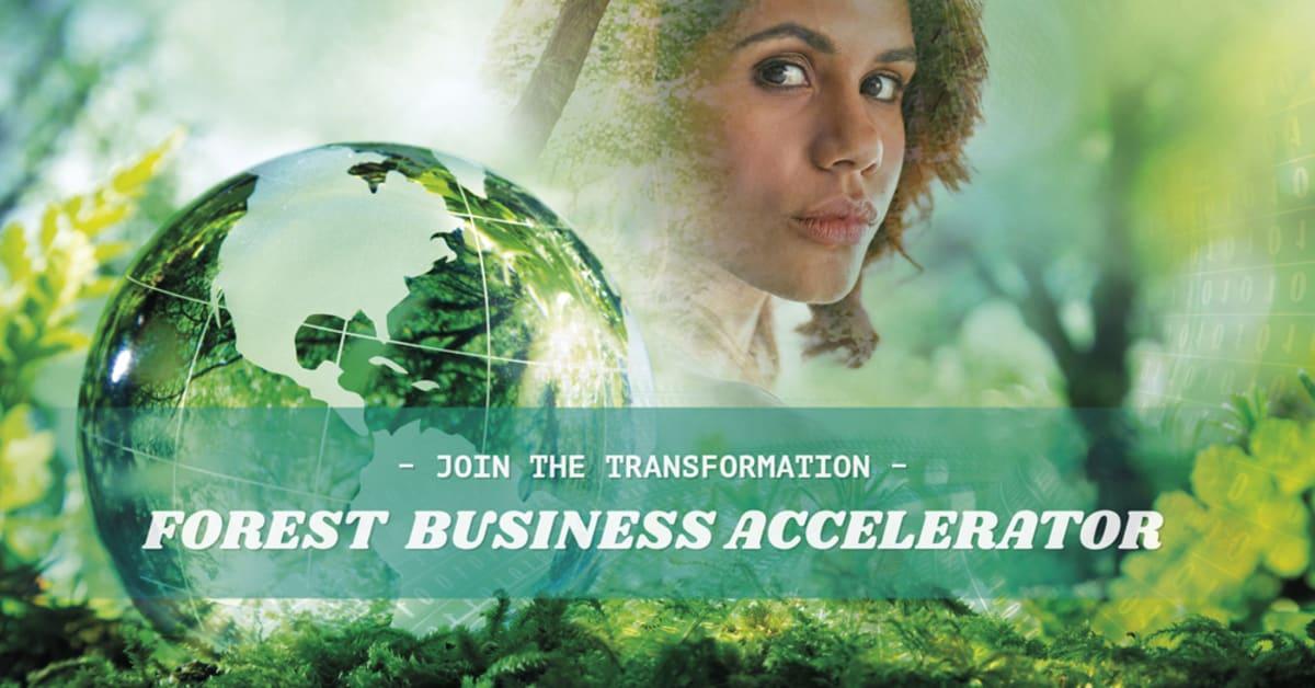 Skoglig accelerator - BioBusiness Arena