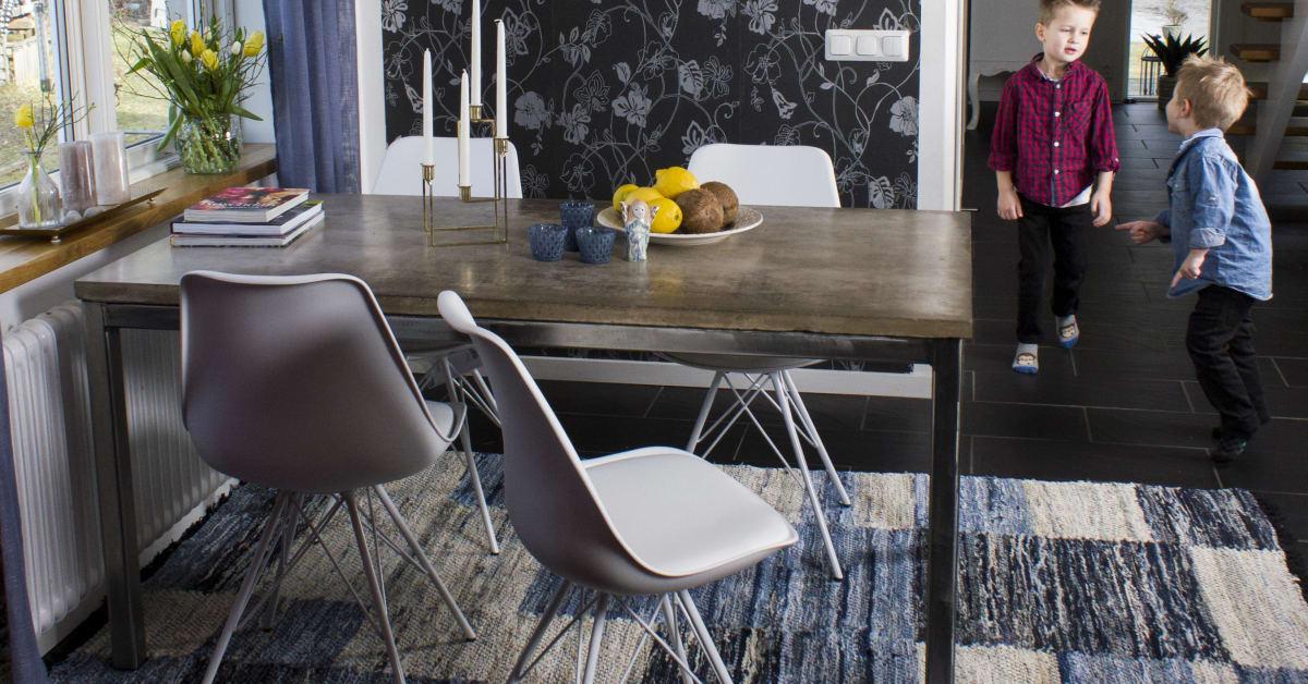 Smakfullt matbord u2013 gör det själv Finja