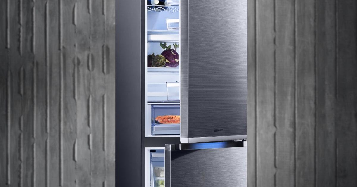 Nytt kjøleskap durer
