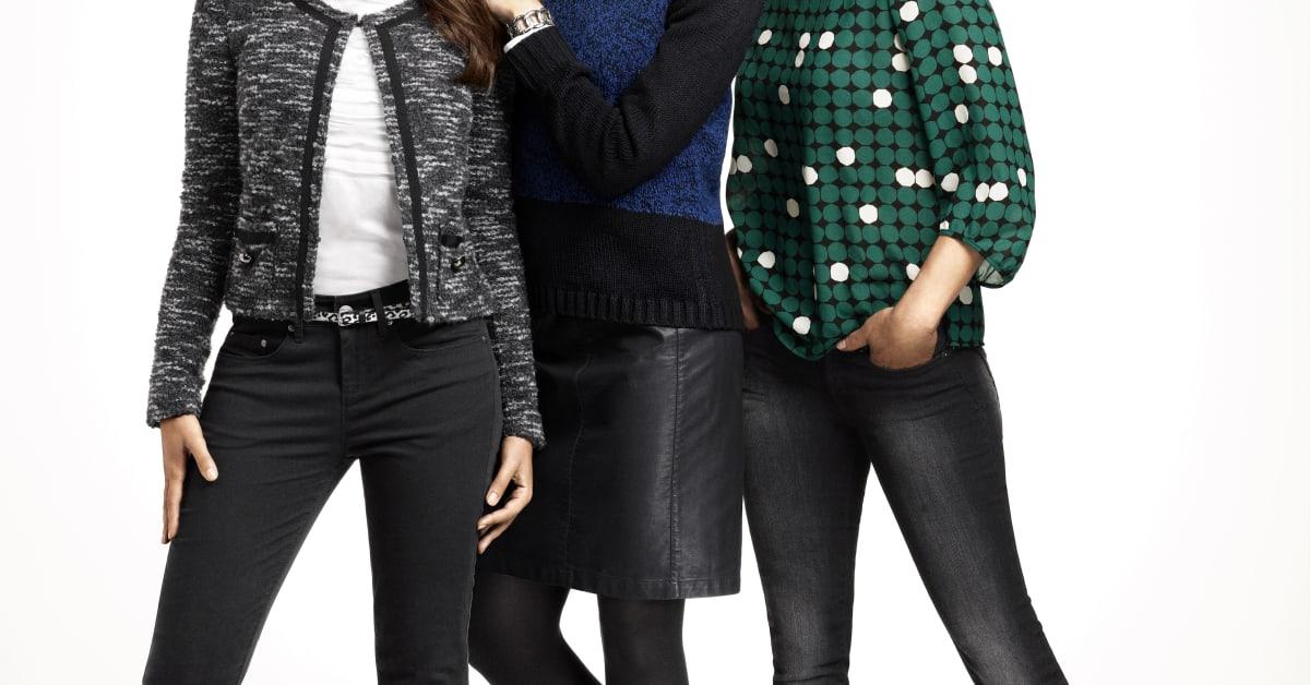 KappAhls reklamkoncept - Isabella, Linda och Mona - KappAhl