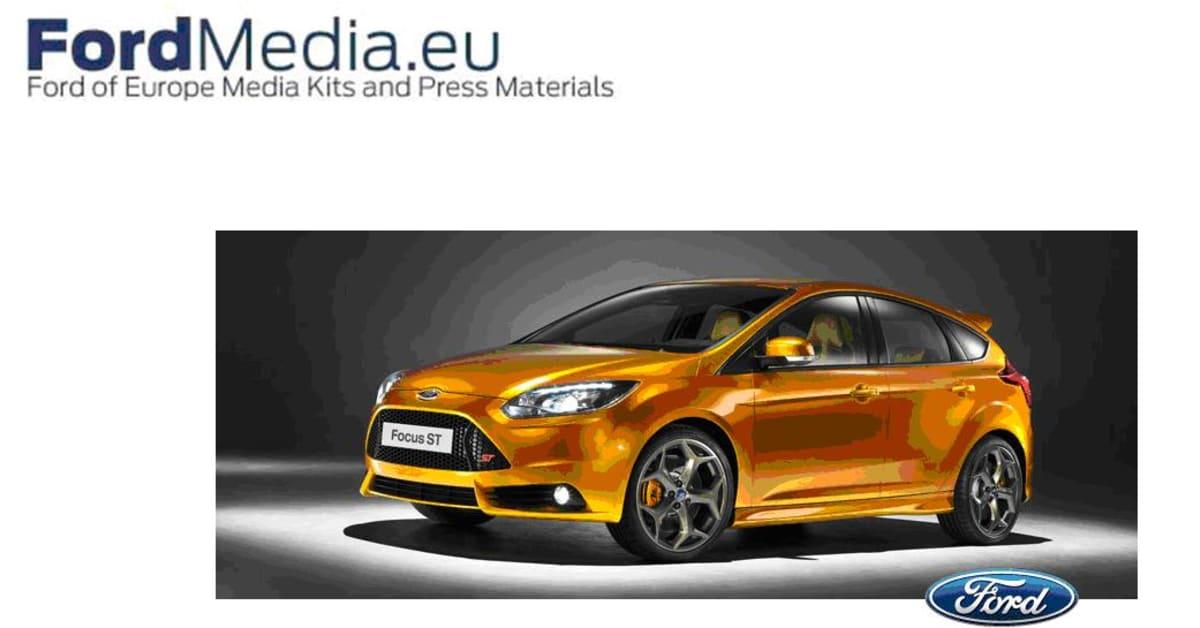 Ford Afsl Rer Flere Nye Modeller Ford Motor Company
