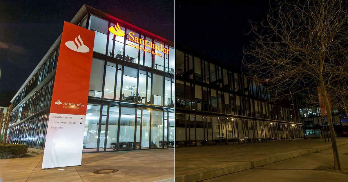 Santander Kaiserslautern