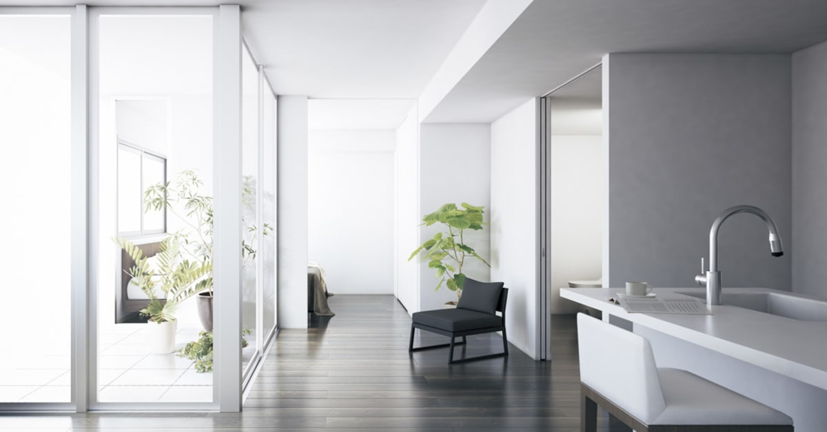 Minimalism still strong in southeast asian architecture for Minimalist interior design blog