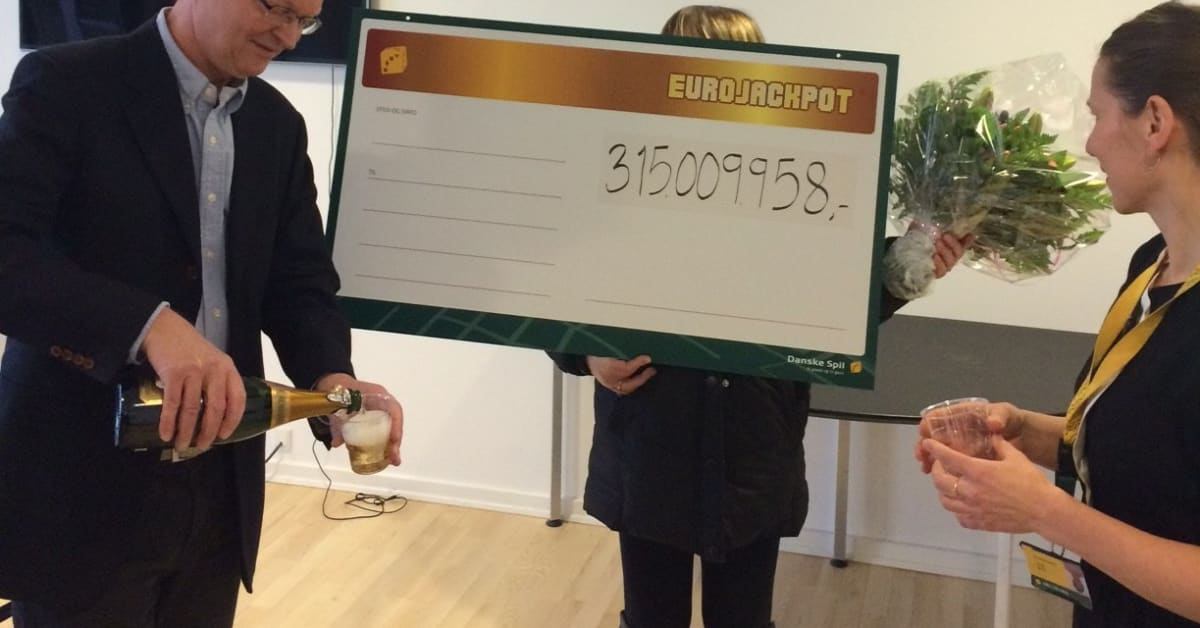 eurojackpot vinder danmark