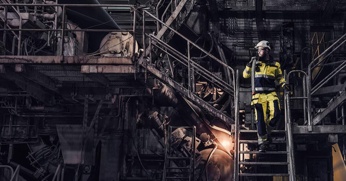 6d93dd33 Blåkläder satser stort på arbeidsklær for tøffe og farlige... - Blåkläder AS