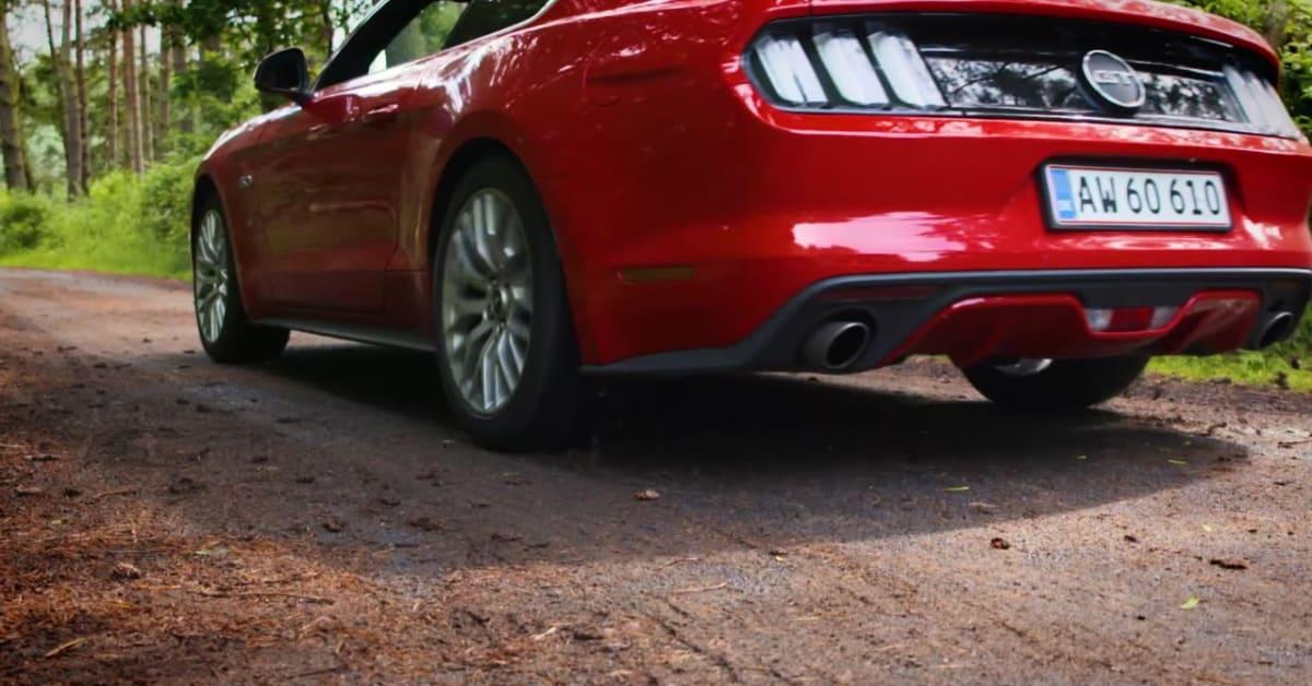 Ford Mustang Pr Sentation Ford Motor Company