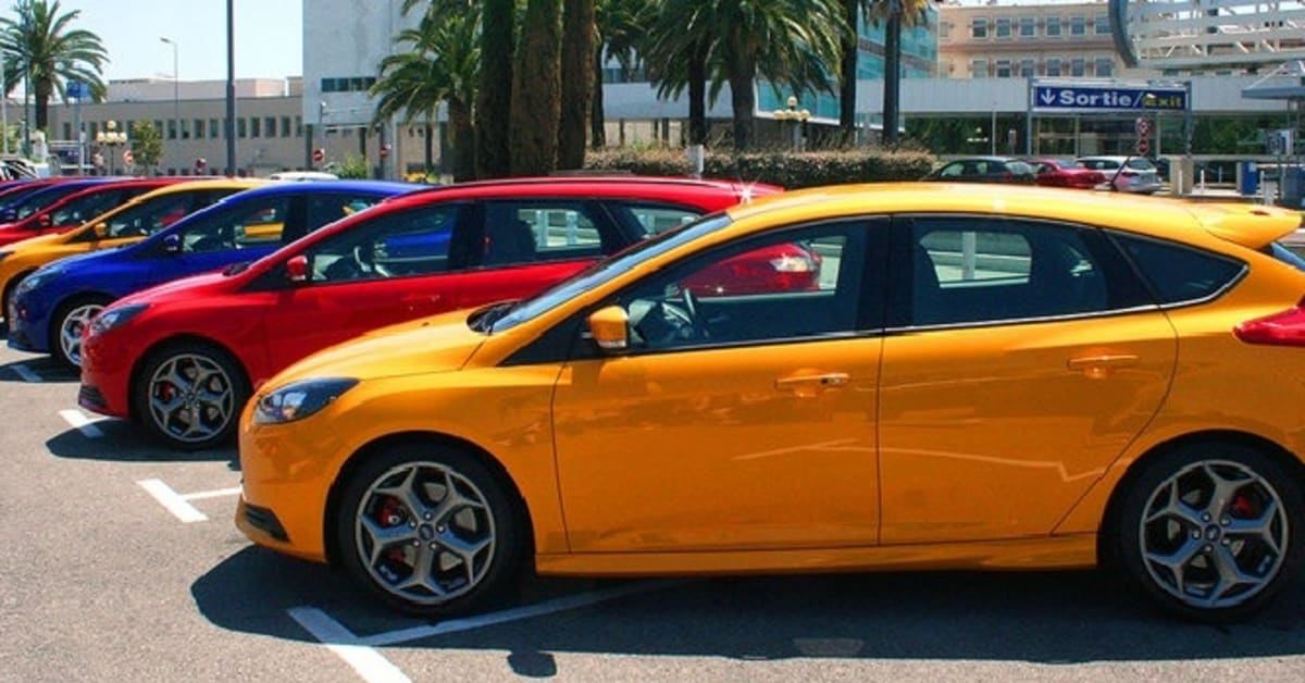 Nye Focus St Ford Motor Norge As